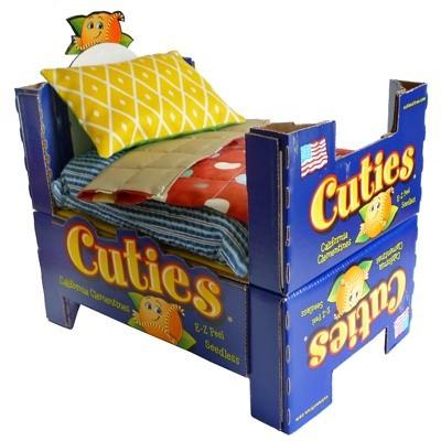 поделки для детей из коробок