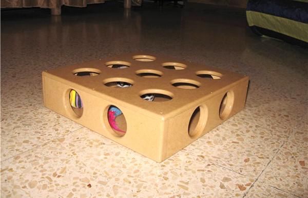 Коробка для кота