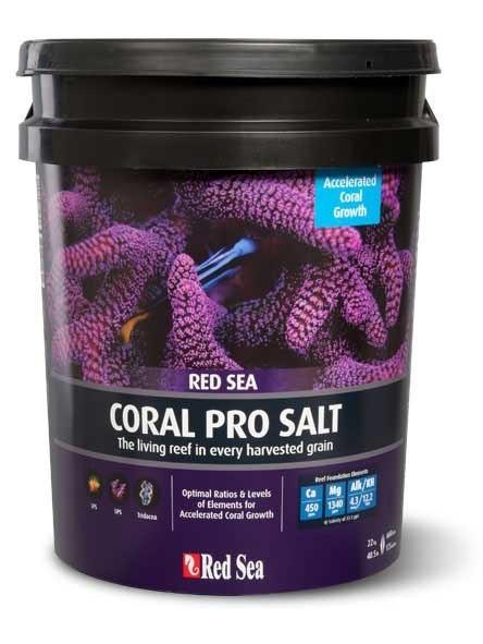 соль для морского аквариума
