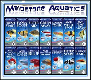 лекарства для рыб