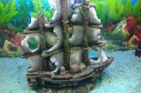 Декорации для аквариума 7