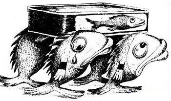 похороны рыбки