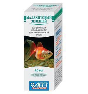 болезнь манка у рыб лечение