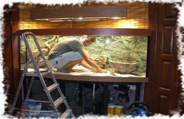 Как чистить аквариум в домашних условиях видео