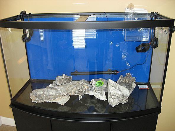 водонагреватель для аквариума как установить