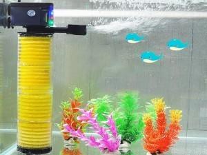 внутренние аквариумные фильтры