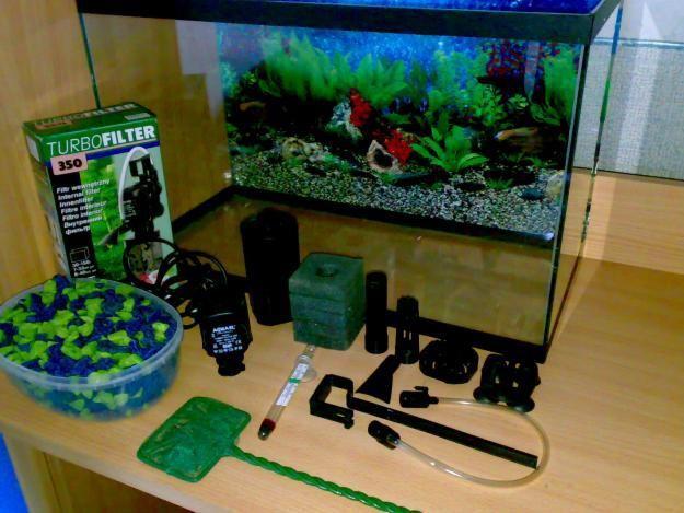 Сколько нужно грунта в аквариум