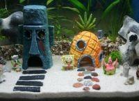 Оформление аквариума своими руками12