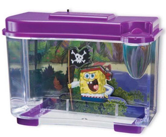 оформление детского аквариума