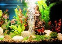 Искусственные растения для аквариума8