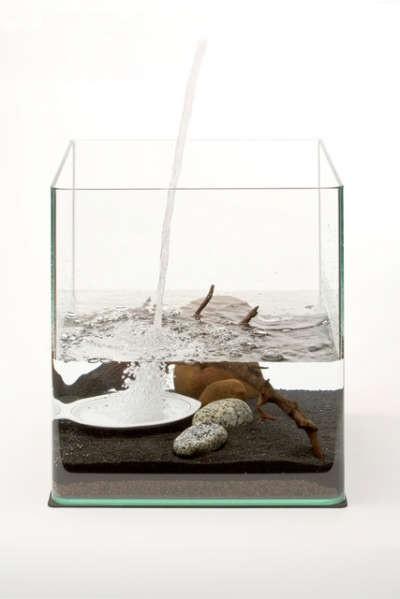 Как вычислить объем аквариума