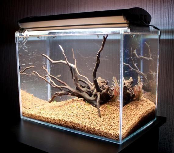 Как сделать крышку к аквариуму своими руками