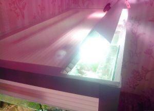 Как сделать крышку для аквариума10