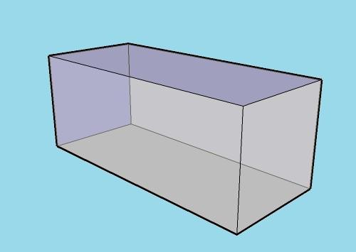 Как найти объем, если известны длина, высота, ширина