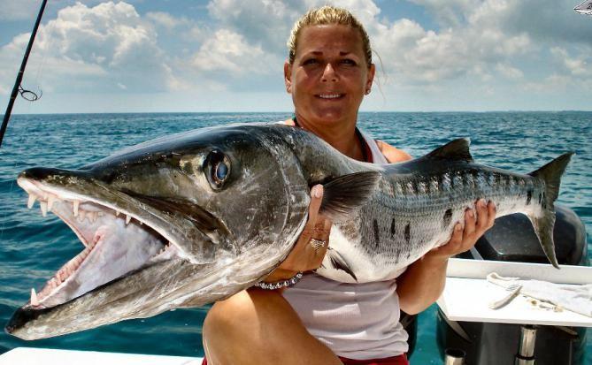 речные и морские рыбы