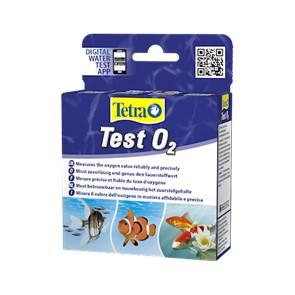 аквариумный тест на о2