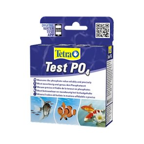 аквариумный тест на фосфаты