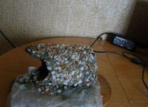 Декор для аквариума своими руками16