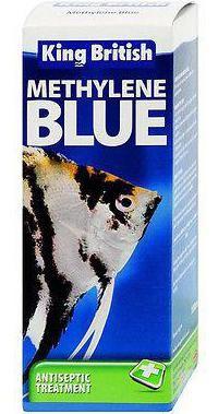 метиленовая синь для аквариума