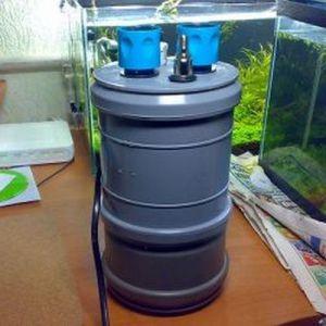 Наружный фильтр для аквариума26