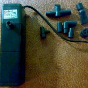 Наружный фильтр для аквариума2