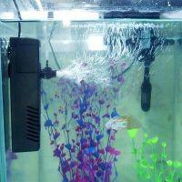 Водяной насос для аквариума