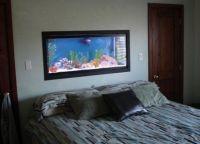 Настенный аквариум1