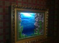 Настенный аквариум5