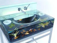 1. Необычные аквариумы