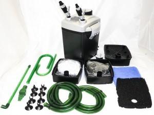канистровый фильтр для аквариума