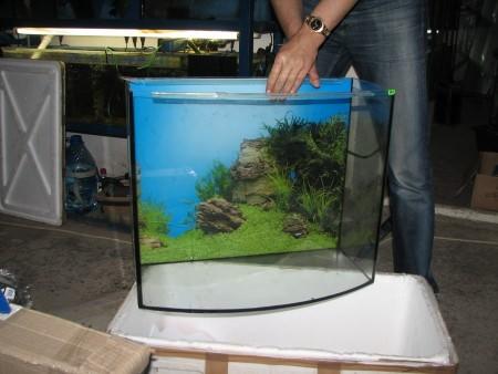 пленка для аквариума