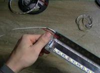 Светодиодная подсветка для аквариума своими руками22