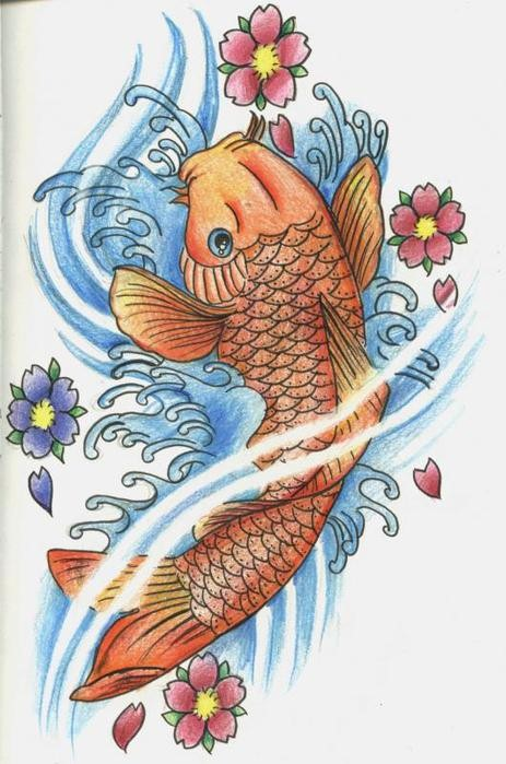 Koi_Fish_2_by_12KathyLees12 (463x700, 62Kb)