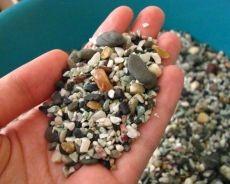 сколько грунта нужно в аквариум