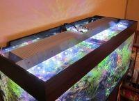 светодиодный светильник для аквариума своими руками6