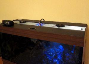 светодиодный светильник для аквариума своими руками8