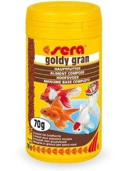 корм для золотых рыбок SERA Goldby gram