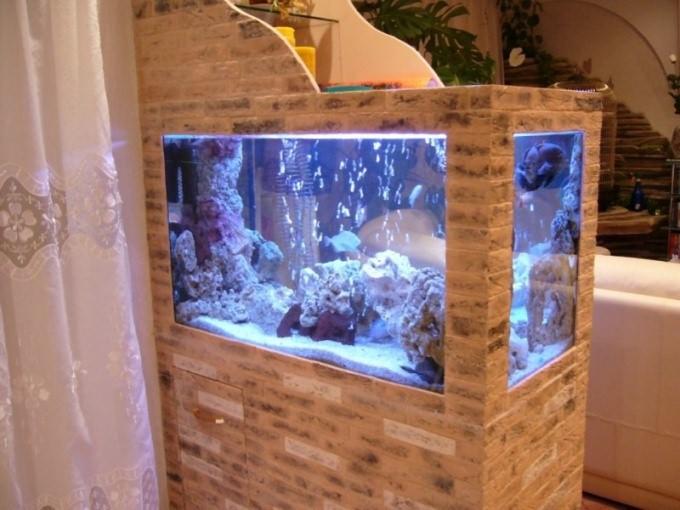 Делаем аквариумное хозяйство своими руками