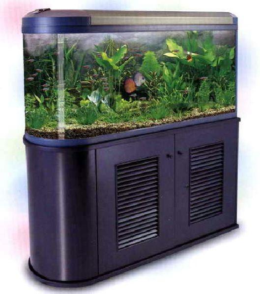 менять воду в аквариуме
