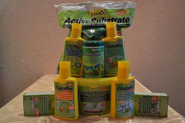 препараты тетра для аквариумных растений