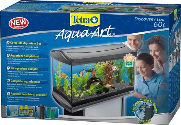аквариум Tetra Aquarium Art