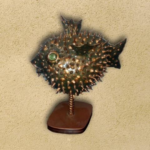 Корона для рыбки своими руками