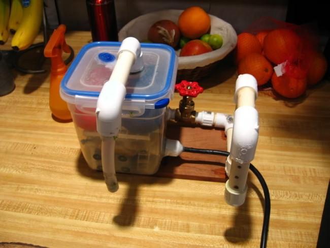 Внешний фильтр своими руками для аквариума 200 литров 142